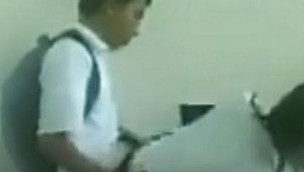 Video Maksiat Pelajar Sekolah Menengah Tersebar