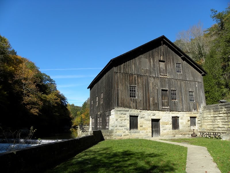 Sweetapple trails: mcconnells mill