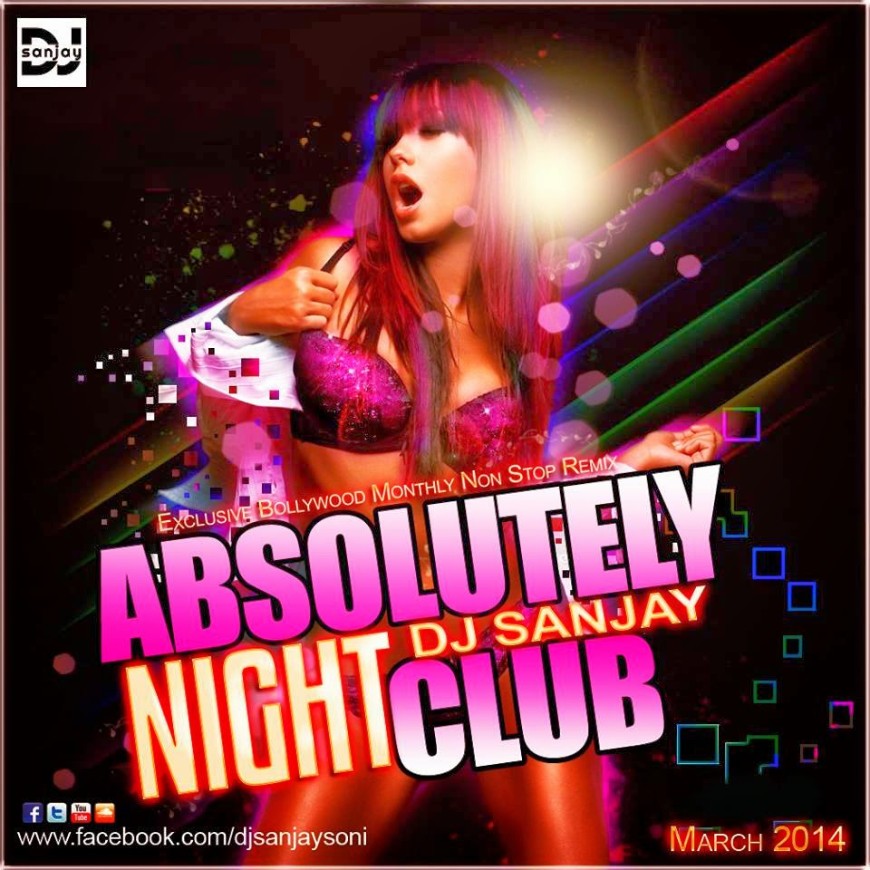 ABSOLUTELY NIGHT CLUB MARCH 2014