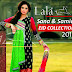 Sana Samia EID Collection | Sana & Samia Eid Collection 2014 By Lala Textile