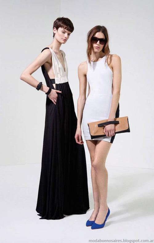 Maria Cher vestidos primavera verano 2014 Moda.