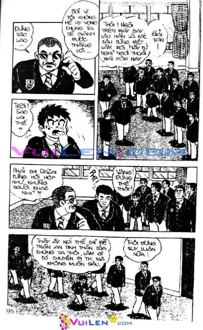 Jindodinho - Đường Dẫn Đến Khung Thành III  Tập 14 page 96 Congtruyen24h
