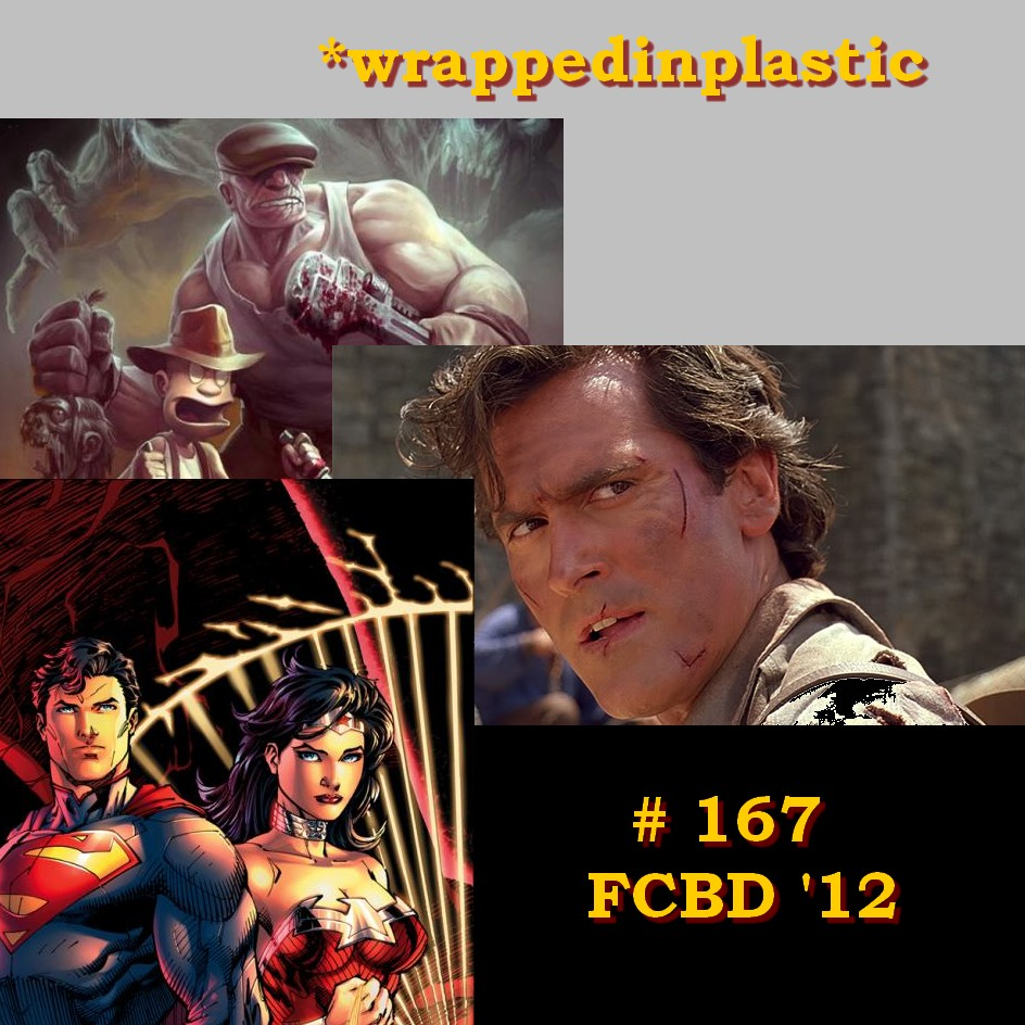 On this episode I talk new books, the Army of Darkness blu-ray & Free Comic ...
