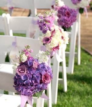 Wedding planner special boda al aire libre arreglos de for Sillas para matrimonio