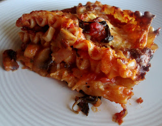 Vegetable Lasagna | Bake Your Day
