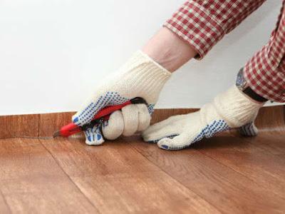 Cómo colocar vinilo, corcho y linóleo