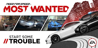 Game Need for Speed ​​™ Most Wanted The graphics are absolutely awesome