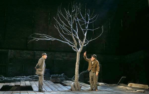 the changes of the human character in waiting for godot cherry orchard and a dolls house Free summary and analysis of the events in anton chekhov's the cherry orchard that dunyasha waiting for the character says good-bye to the house in.