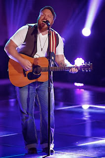 Austin Jenkles of The Voice