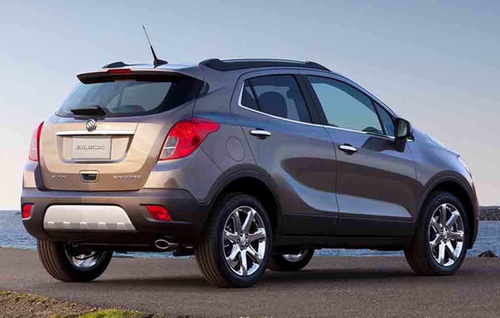 2016 buick encore redesign changes car price news review specs release. Black Bedroom Furniture Sets. Home Design Ideas