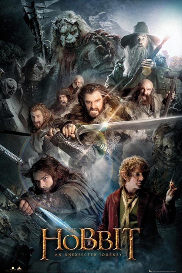 The Hobbit  An Unexpected JourneyThe Hobbit An Unexpected Journey Dvd