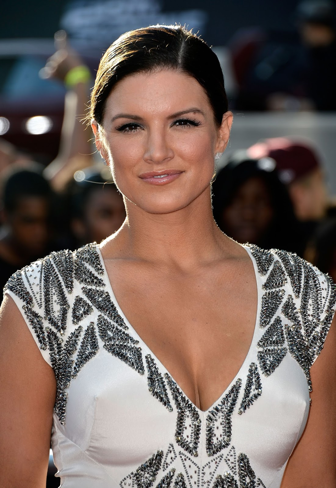 Gina Carano Hot Pictures Hd Sports Updates
