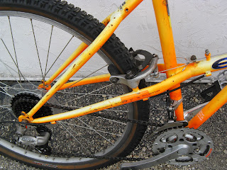 bici, bicicleta, frenos, freno, mtb, mountain, bike, mountain bike, todoterreno, levas, cantilever, u-brake, u brake, haro
