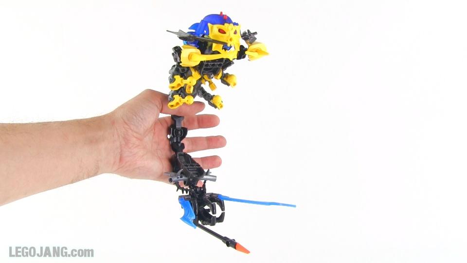 Hero Factory Brain Attack wave 2 Alternate combiner MOCs!
