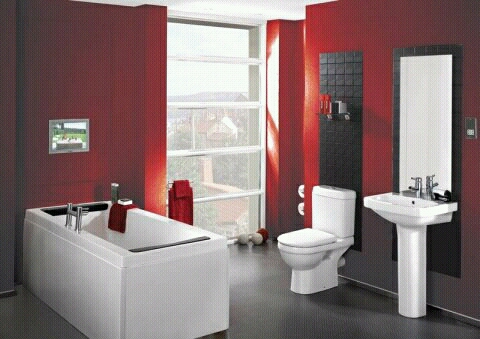 New home designs latest modern homes beautiful bathrooms for Beautiful bathrooms