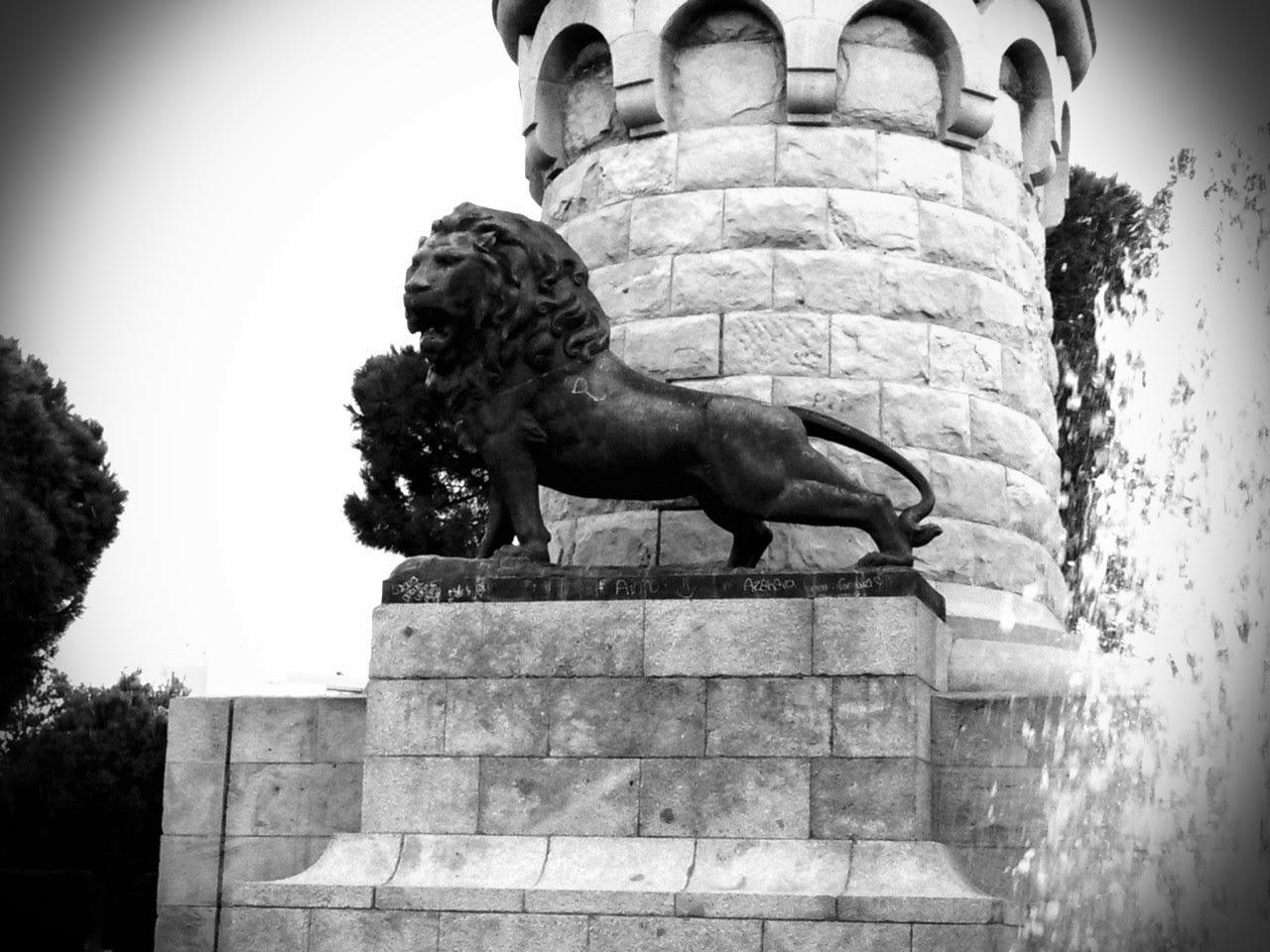 León del Batallador Zaragoza