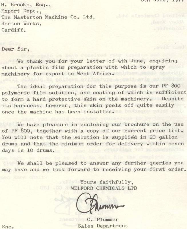 Business Letter Sample Business Letter Costomer
