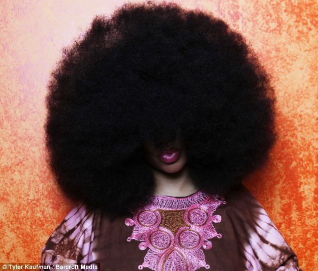 meet the woman with the largest afro in the world
