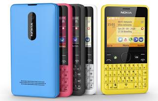 Harga Nokia Asha 210, Spesifikasi dan Review
