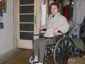 Ajutati-o pe Georgeta sa traiasca normal! A primit O.K.- ul de la clinica AKH Viena.