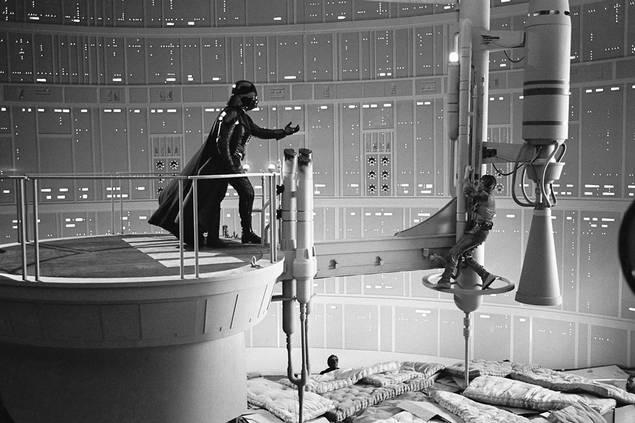 Darth Vader Luke Skywalker guerra das estrelas star wars