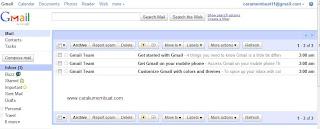 Email di Google sudah jadi