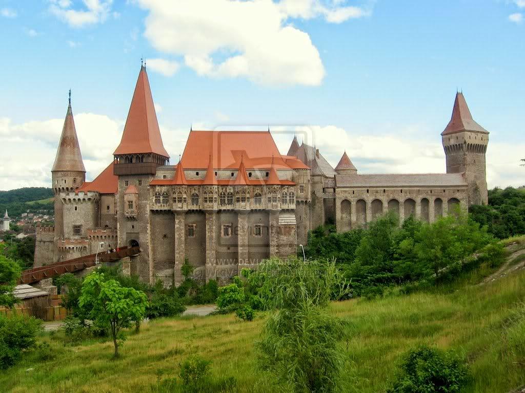 Curiosidades do castelo Hunyad