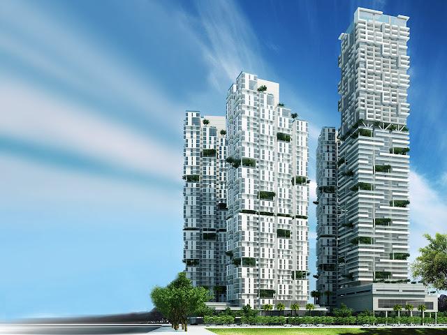 Dự án khách sạn và chung cư Ánh Dương, Đà Nẵng
