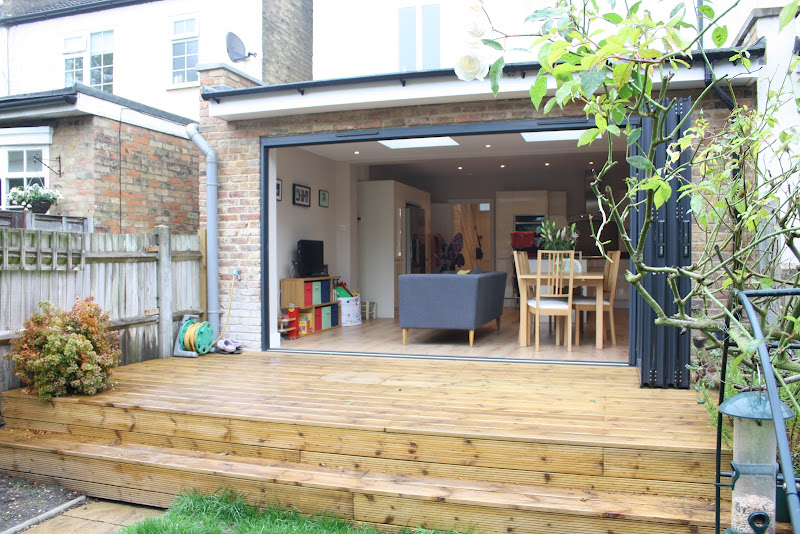 Simply Extend create a large family kitchen extension in Kingston title=
