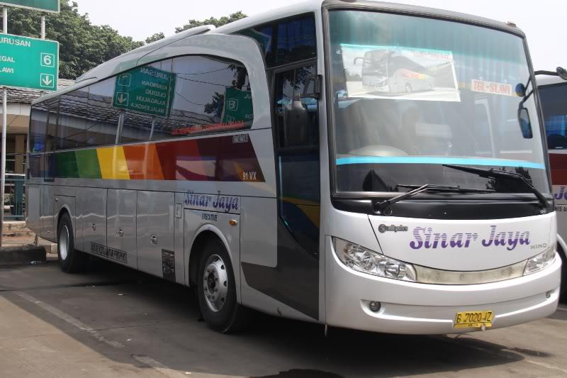 Transportasi menuju gunung sindoro