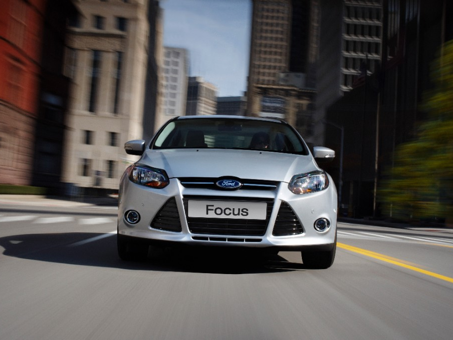 Ford Focus' Lead as Best-Selling Vehicle Grows to Double-Digits