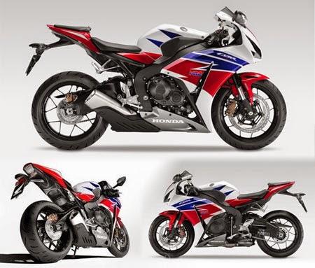 gambar Honda CBR1000RR Fireblade