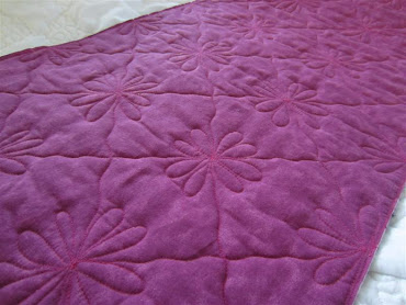 Lazy Daisy Quilting