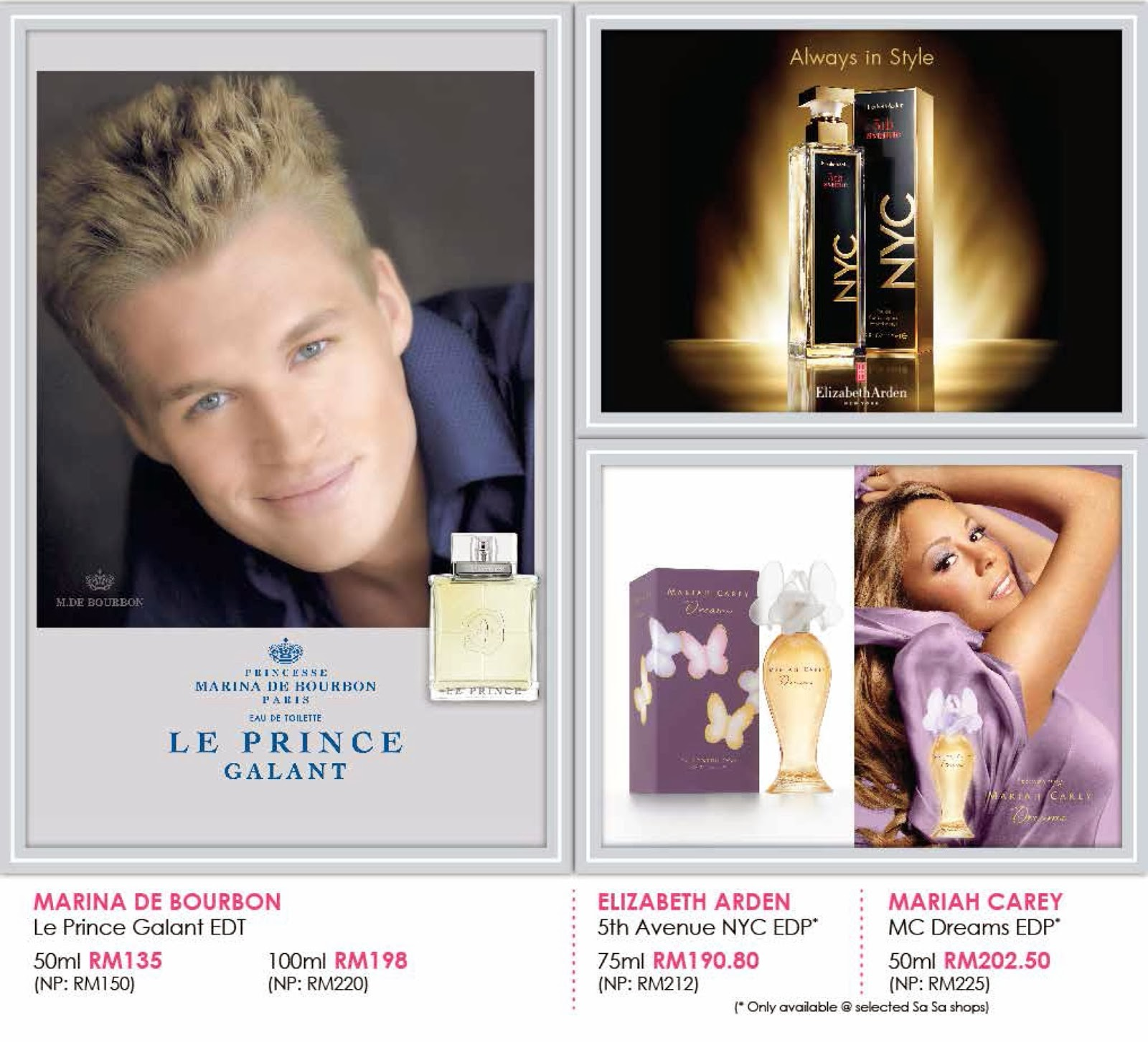 Sa Fragrance Awards 2013 Finale Hot New Revealed Corina Hair Spray 75 Ml Ashley Yeen Beauty And Lifestyle