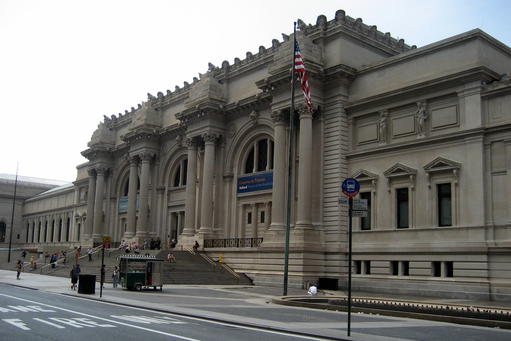 the metropolitan museum of art united states world for