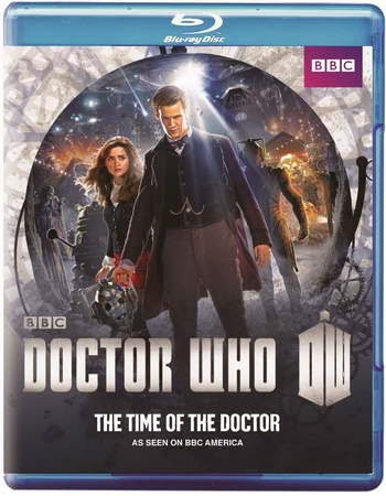 Doctor Who: The Time of the Doctor with Matt Smith