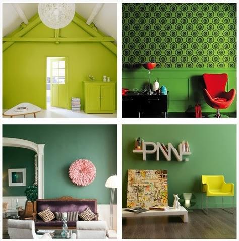 Feng shui alla scoperta dei colori della terra verde for Design della casa verde