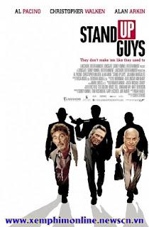 Kẻ Chống Đối Full HD online- Stand Up Guys 2012 - Phim hành động