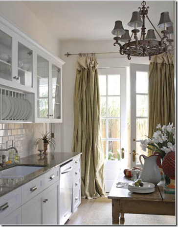 The Deco Blog: Kitchen Window Curtains 101