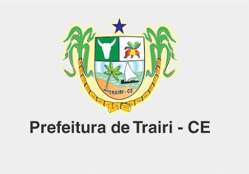 Prefeitura de Trairi - CE Técnico em Radiologia (2 vagas) Até 30/06/2016