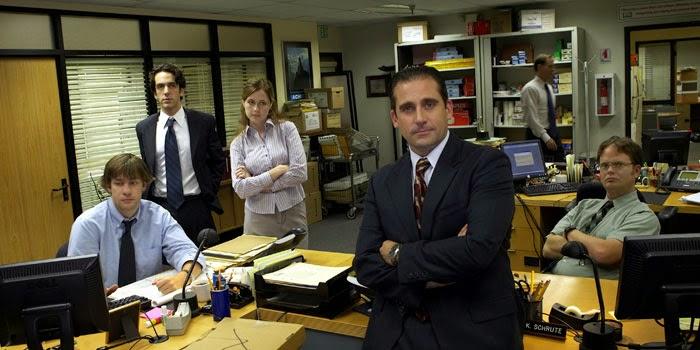 Crítica de The Office o cómo trabajar en una oficina y no aburrirse
