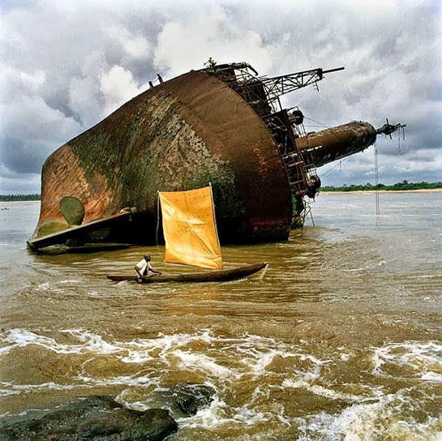 naufragio rusty