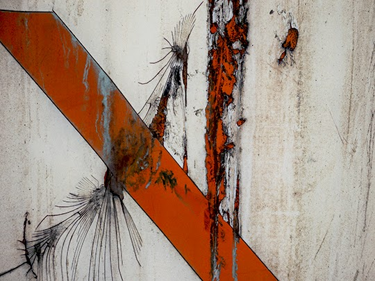 abstract, urban, photography, orange, white,