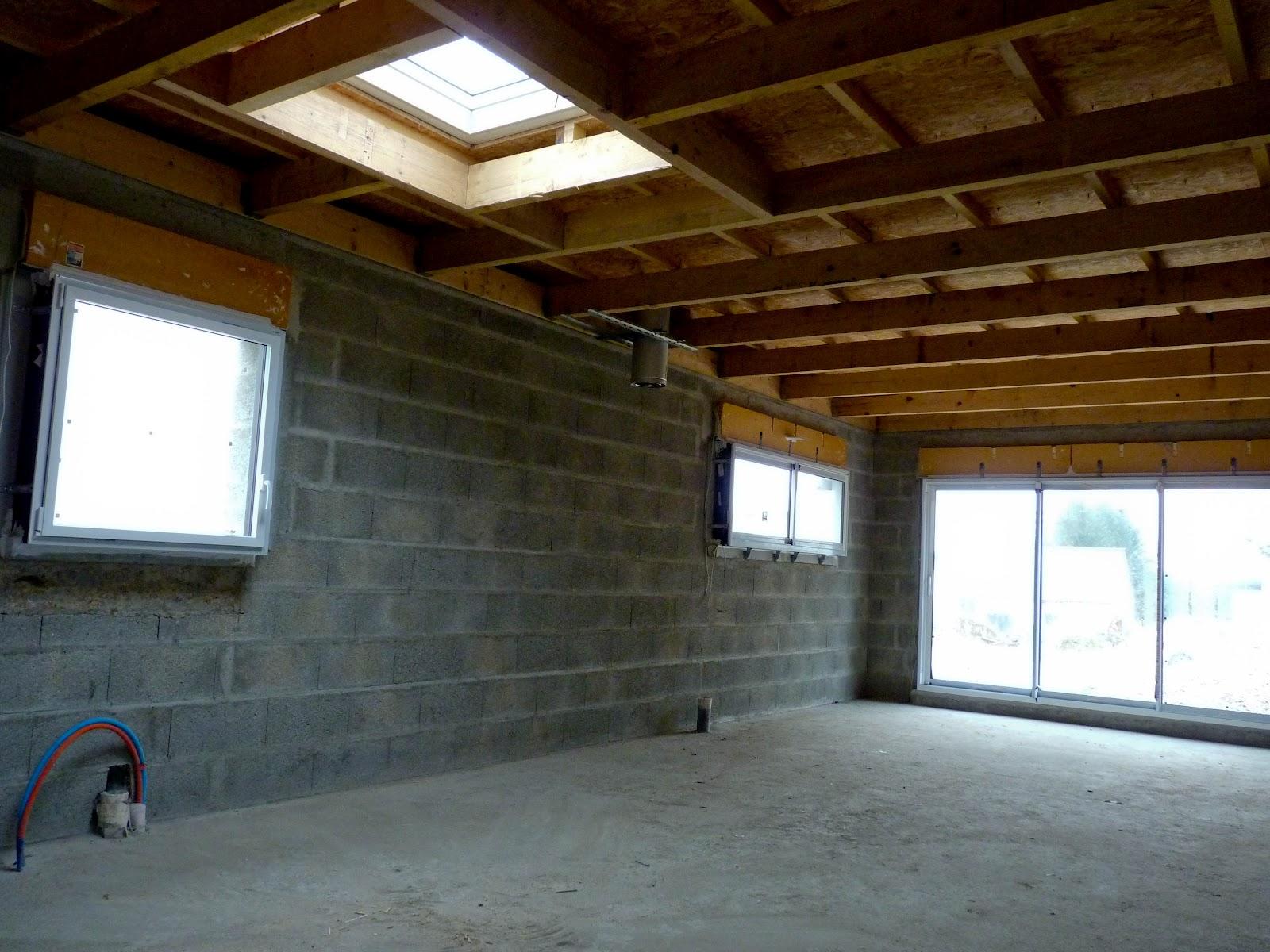construire l 39 aventure continue puit de lumi re en place. Black Bedroom Furniture Sets. Home Design Ideas