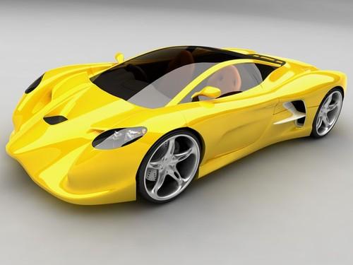 My Auto Cars - Cool car cartoon