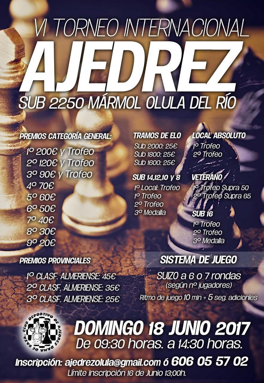 SUB 2250 Mármol Olula del Río 2017