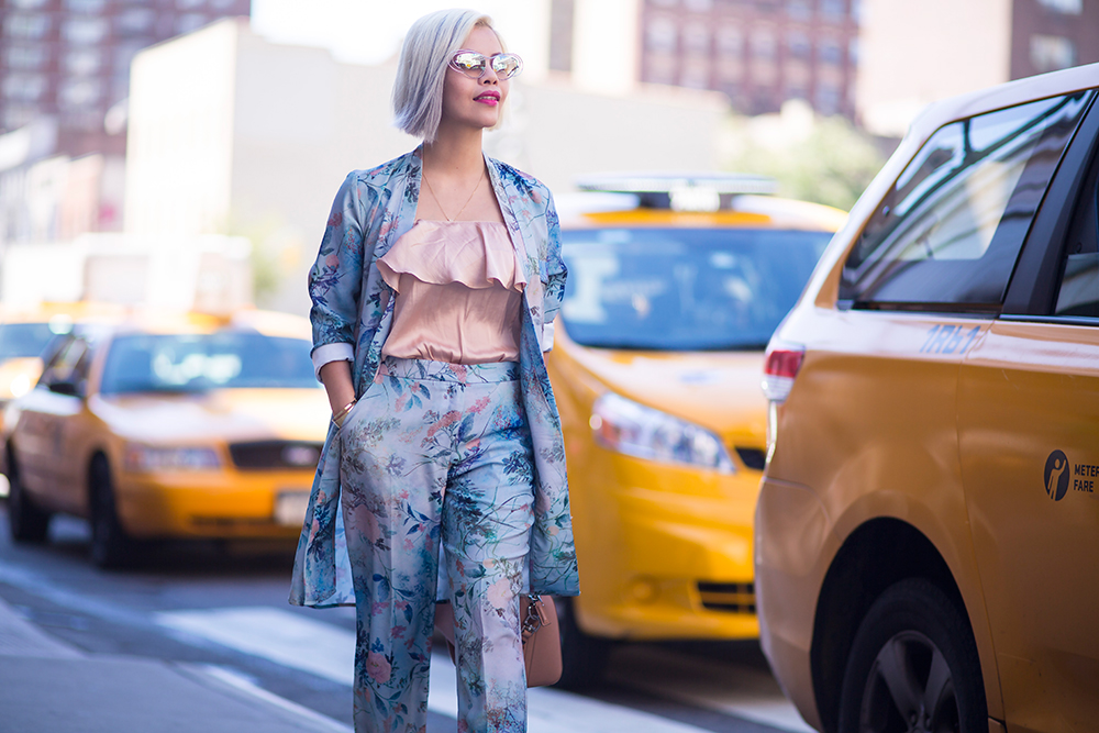 Singapore Fashion Blogger Crystal Phuong- New York Fashion Week Day 5
