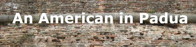 An American in Padua
