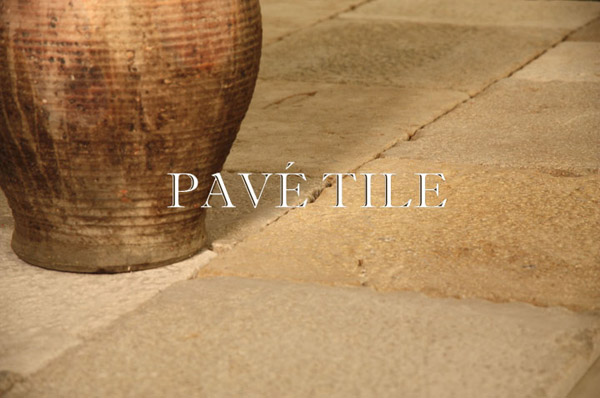 Pavé Tile's Vieux Monde French Limestone Flooring Collection: St
