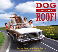 "'Dog on the Roof!"" A Collectible Book"